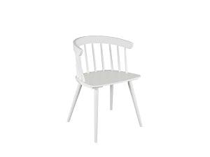 Fotel Patyczak biały