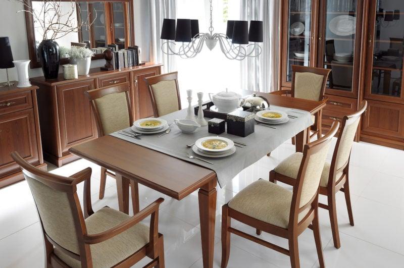 Rozkładamy stół kolekcja Kent
