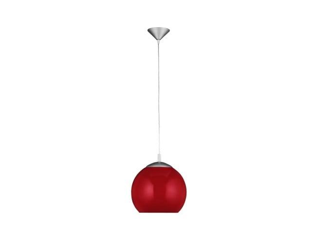 Black Red White, lampa wisząca Kula, 149