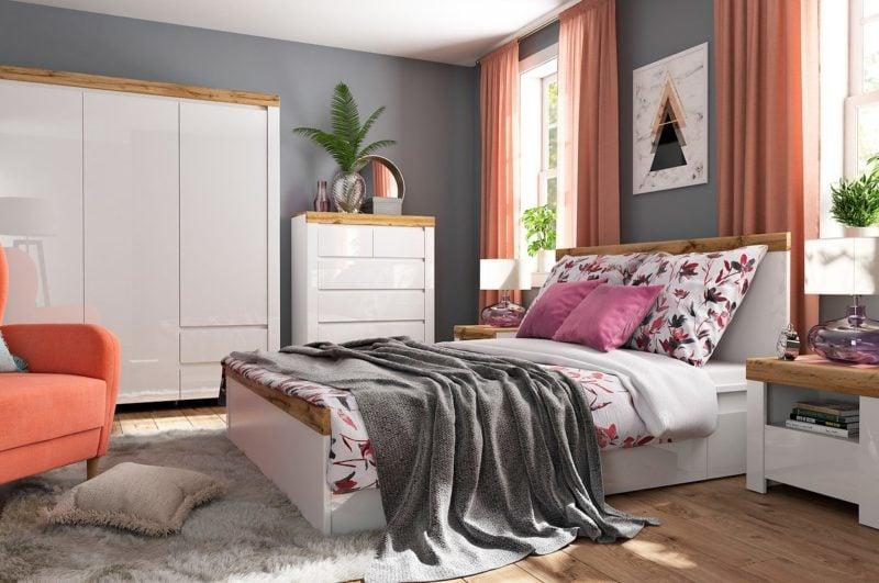Kolekcja Holten – zaaranżujesz z nią sypialnię, salon, jadalnię, a nawet przedpokój