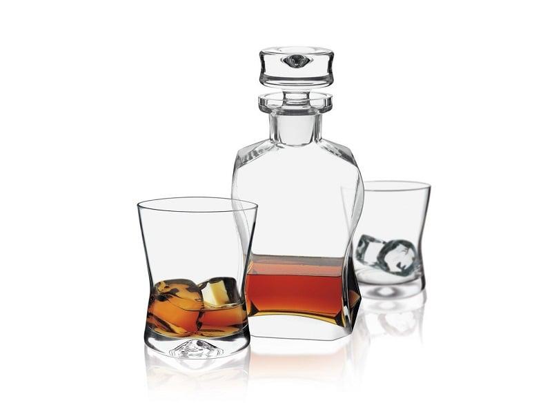 Komplet do whisky Krosno