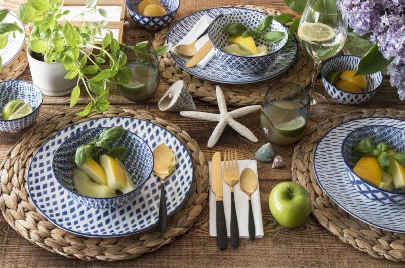 3 idées pour dîner dans le jardin