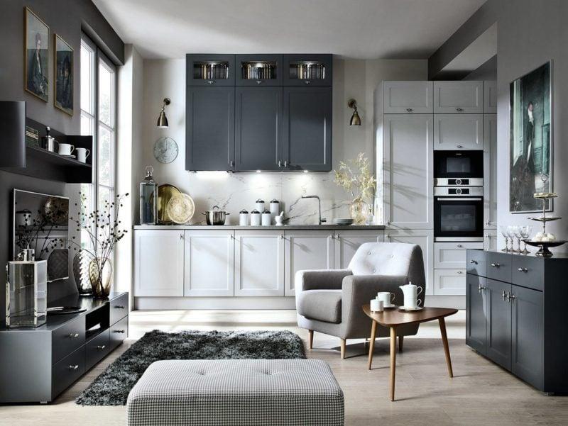 Un bureau dans la cuisine et un lieu de rencontre dans la chambre. Découvrez des façons de créer des intérieurs insolites!