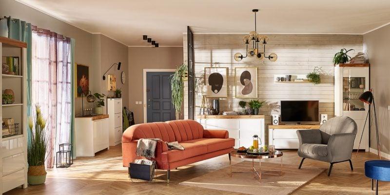 10 endroits sur le réseau avec lesquels vous pouvez décorer l'intérieur de l'appartement
