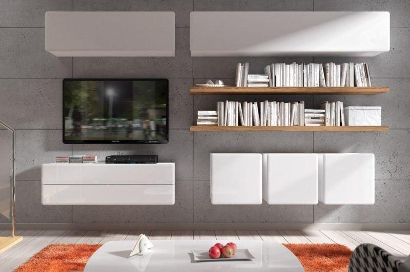 Stwórz nowoczesną i praktyczną strefę TV z wykorzystaniem mebli Possi Light
