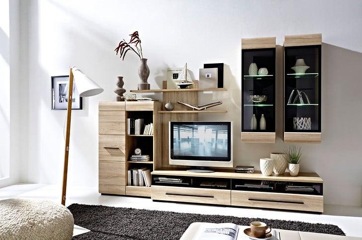 Eksponować czy ukrywać – jakie wybrać meble RTV do nowoczesnego salonu?