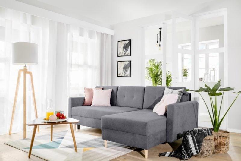 Canapé-lit d'angle Feliz