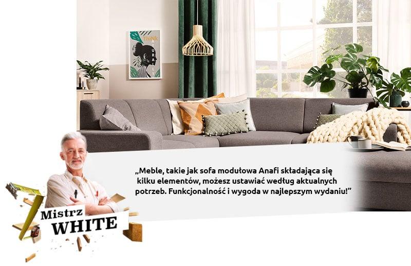 white sofa anafi
