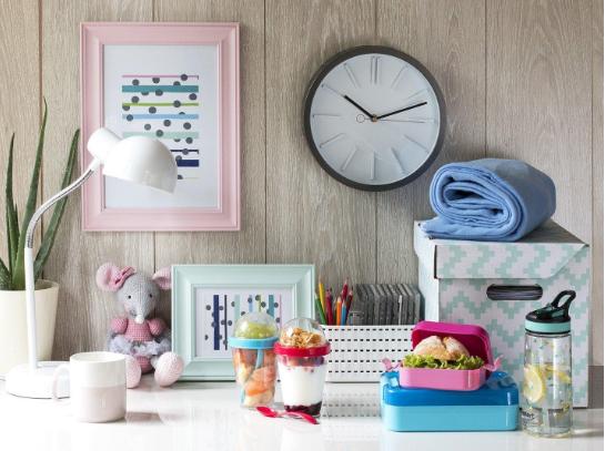 Vous pouvez facilement changer les décorations lorsque votre enfant grandit ou que son goût change