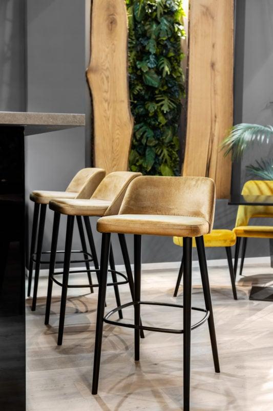 Krzesło barowe