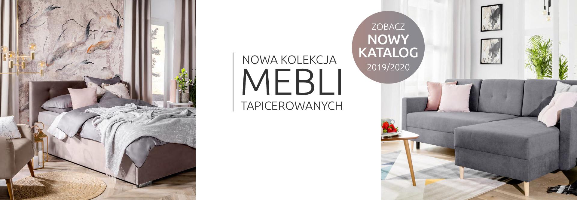 Premiera nowa kolekcja mebli tapicerowanych