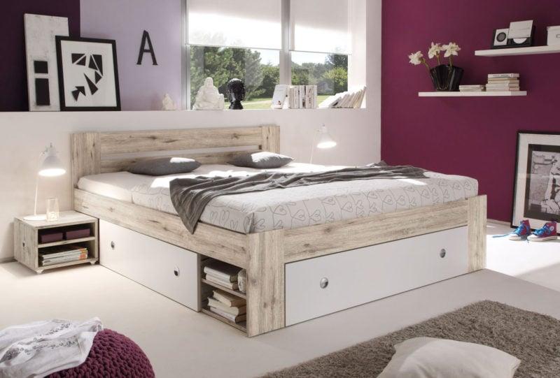 łóżko Stefan