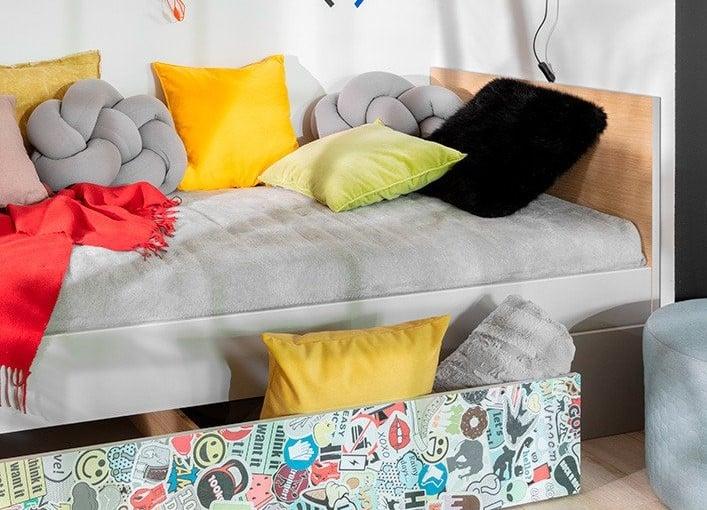 Łóżko Nandu