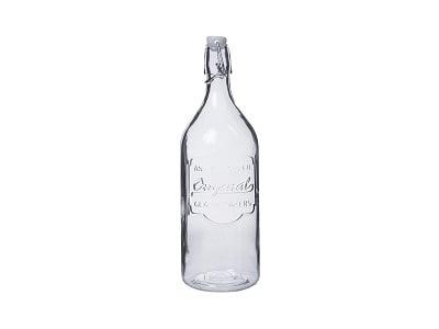 Butelka z korkiem Plain