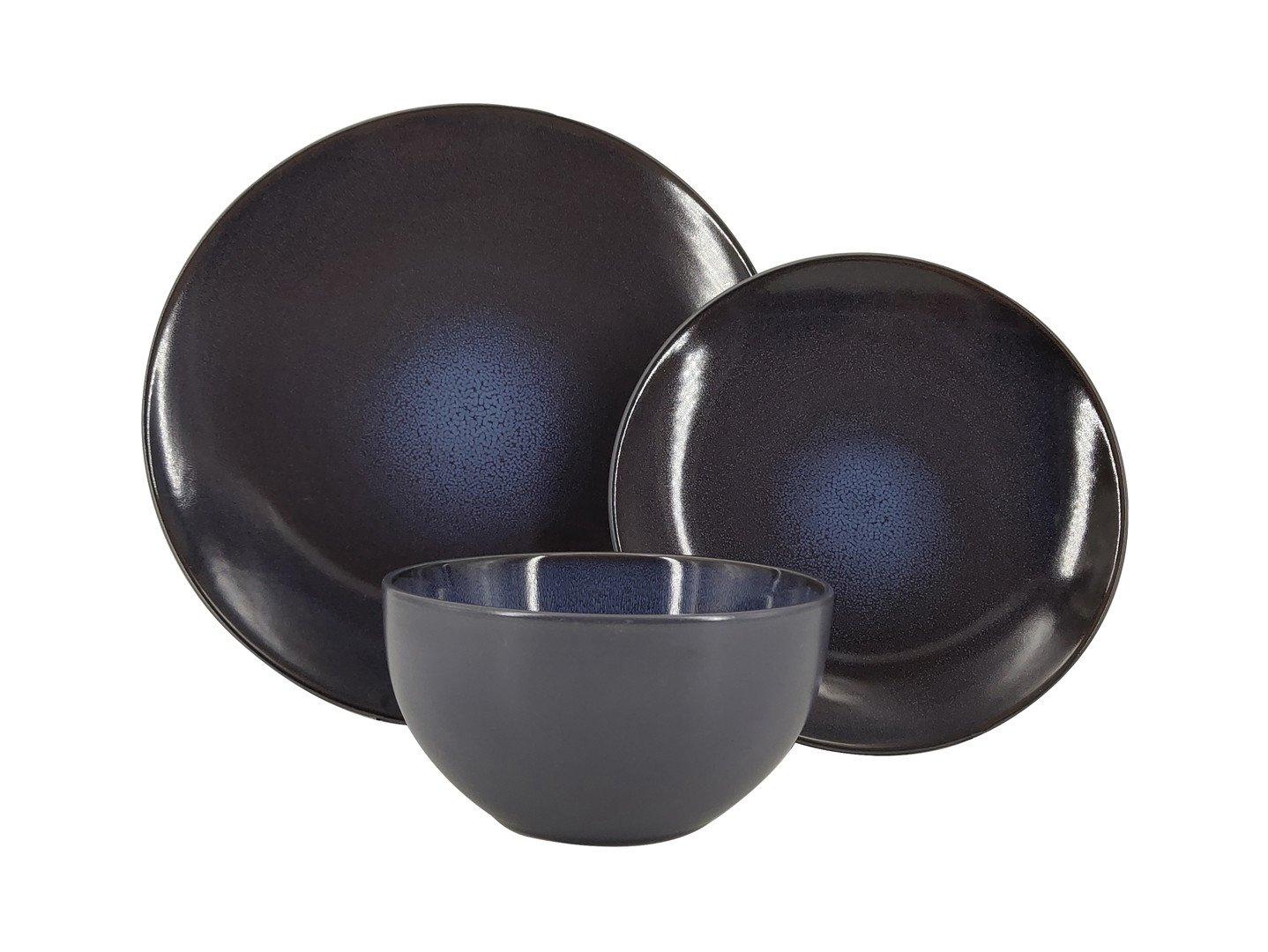 Komplet obiadowy Wabi-Sabi Sapphire