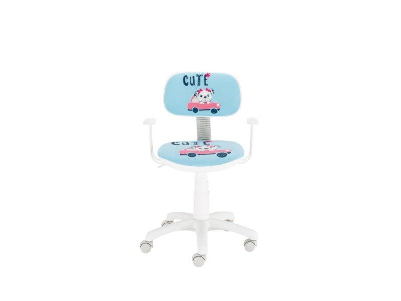 Krzesło obrotowe Bambino White Pies