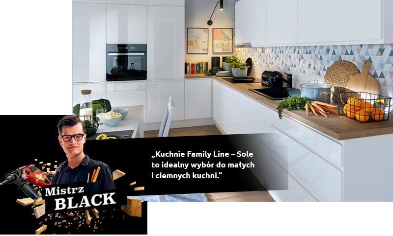 Kuchnie Family Line - Sole