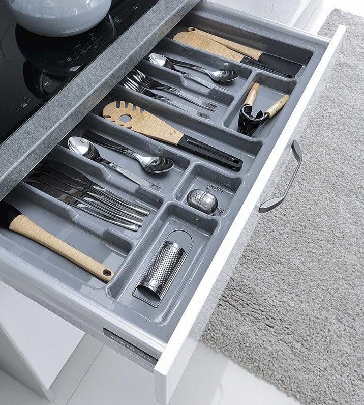 Organizery do szuflad