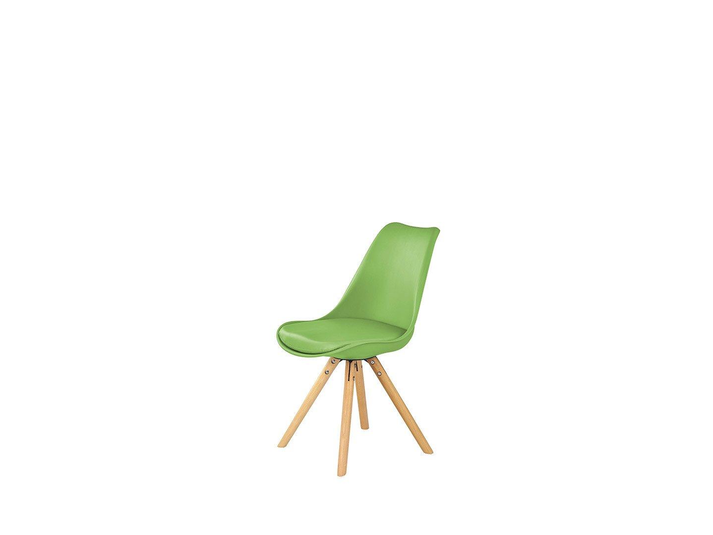 Zielone krzesło k-201
