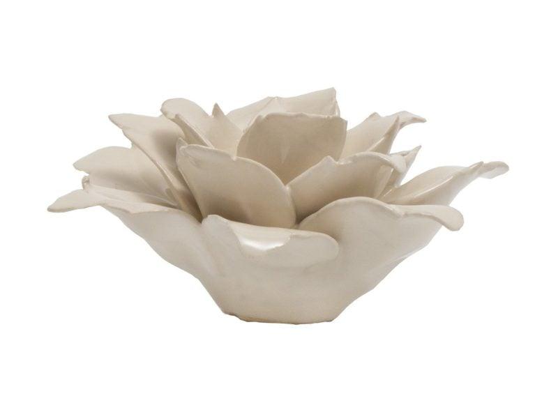 Figurka dekoracyjna kwiat