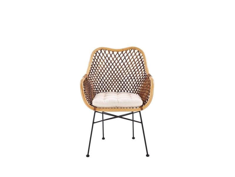 Krzesło rattanowe K-336