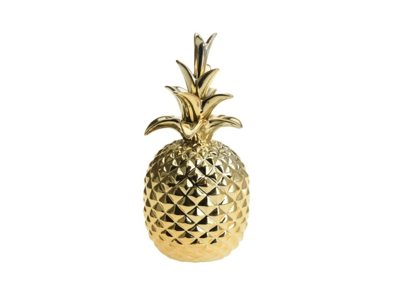 Figurka dekoracyjna Ananas