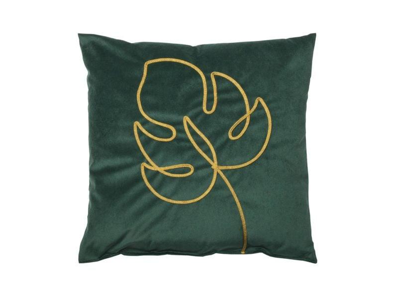 Poduszka dekoracyjna Liść