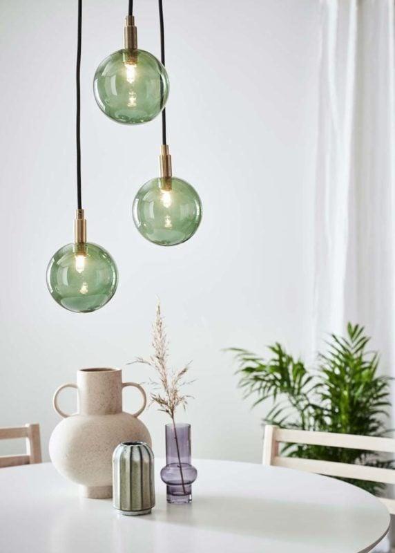 Lampa wisząca Uno – szczypta elegancji w środku lata