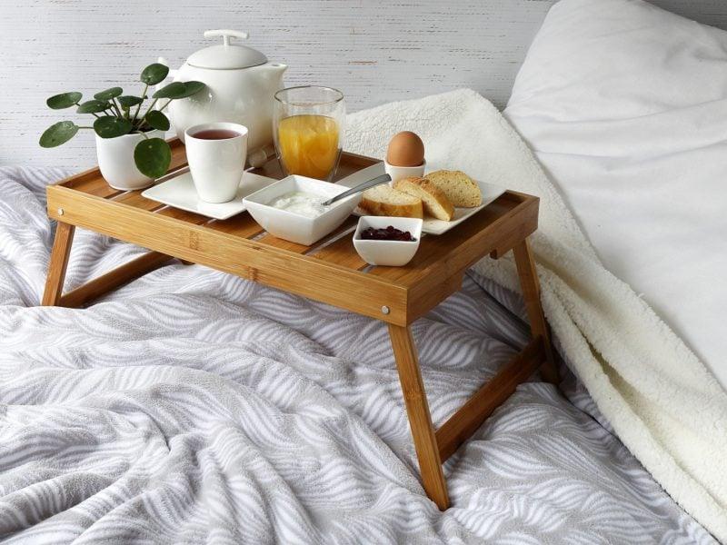 Taca do łóżka Cantina