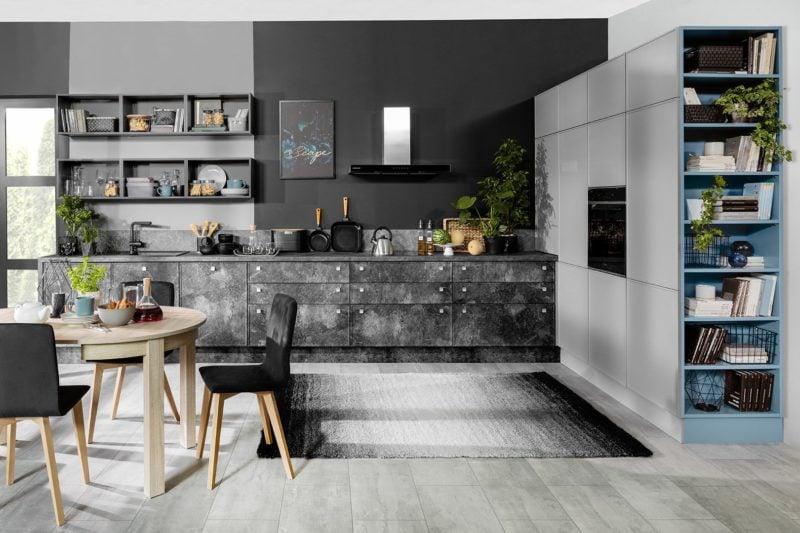 Quelle peinture dans la cuisine sera la meilleure?
