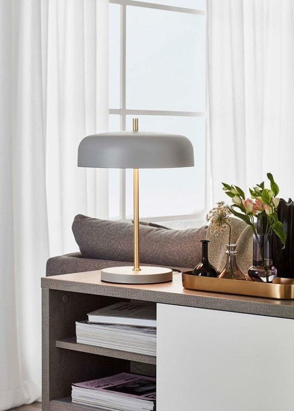 Lampa stołowa Caen
