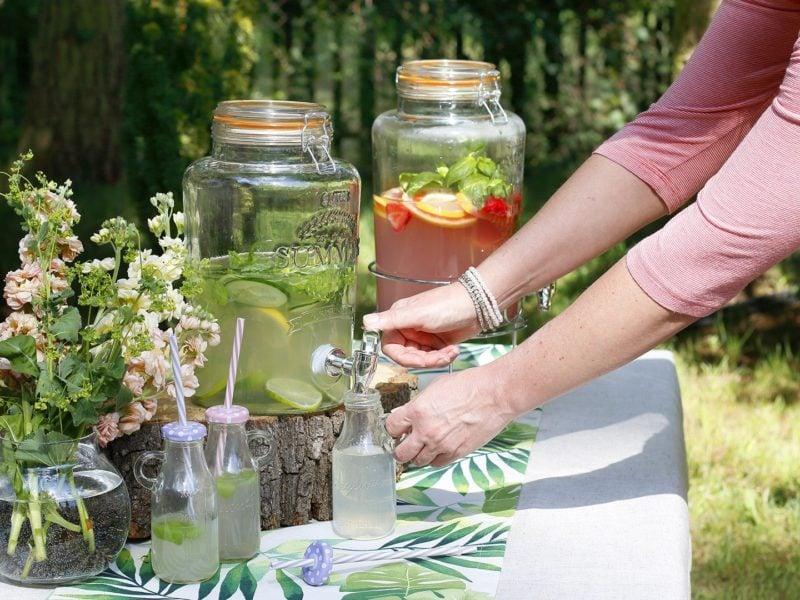 Lemoniady - na dobre rozpoczęcie dnia