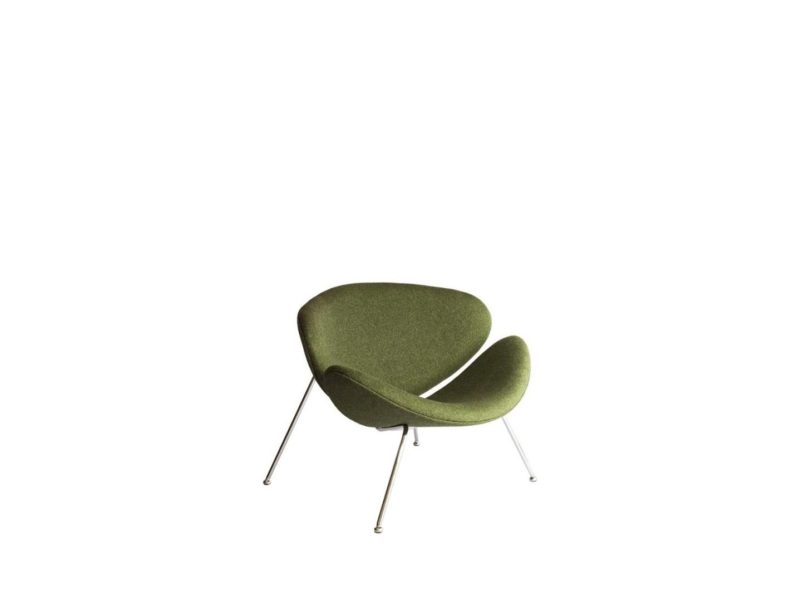 Fotel zielony Major