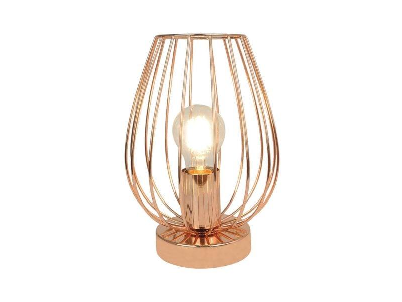 Lampa stołowa Anika Copper
