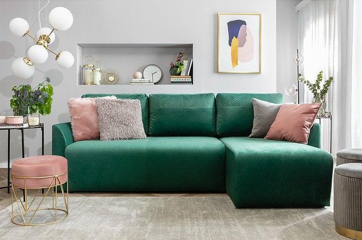 Canapé d'angle Arbon