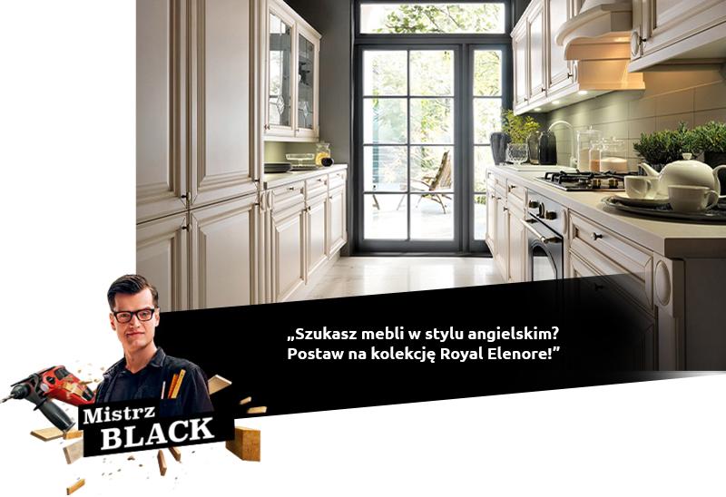 Mobilier de style anglais, les conseils du maître de Black Red White