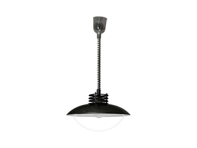 Lampa wisząca Ufo Black