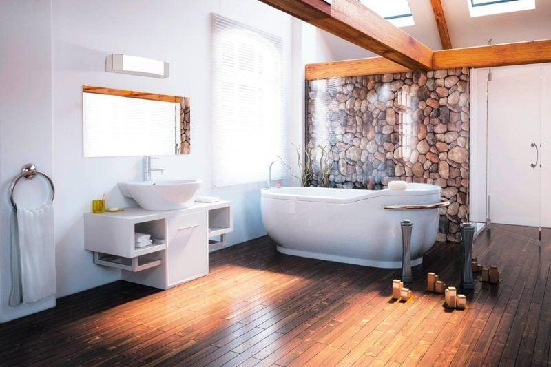 Kinkiet łazienkowy Siderno
