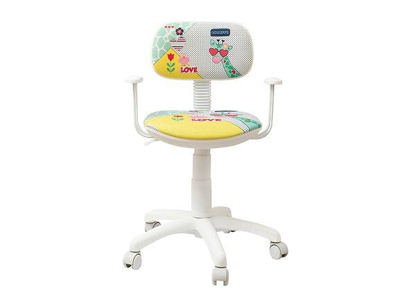 Krzesło White Giraffe Bambino