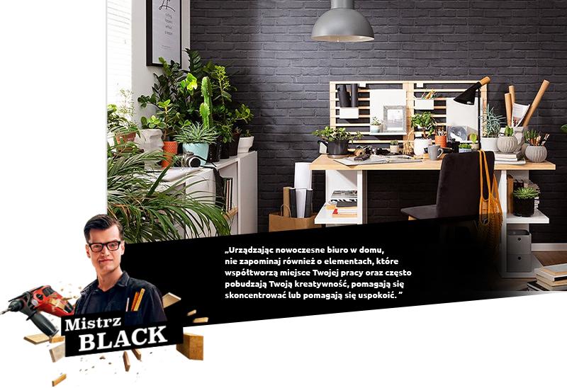 Black biuro