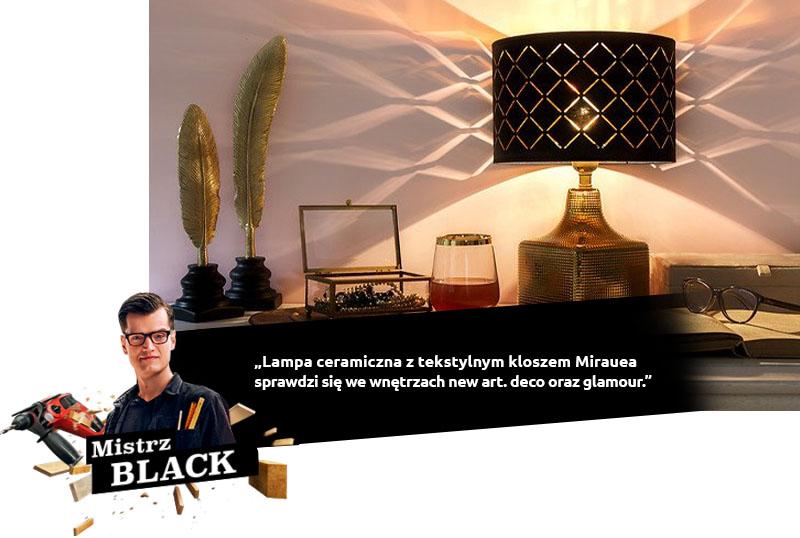 black lampa Mirauea
