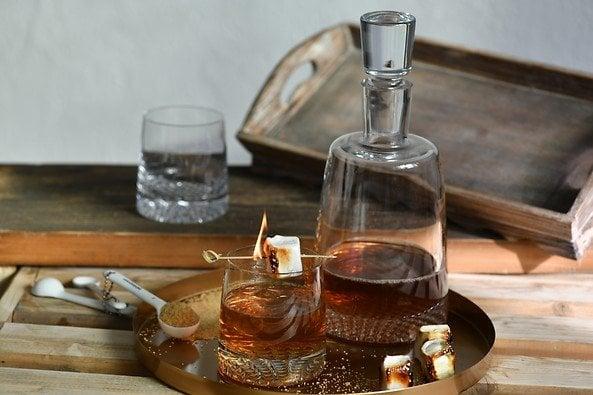 zestaw do whisky