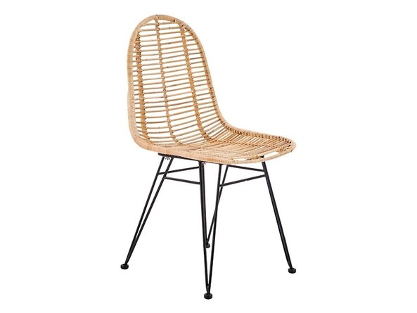 krzesło rattan