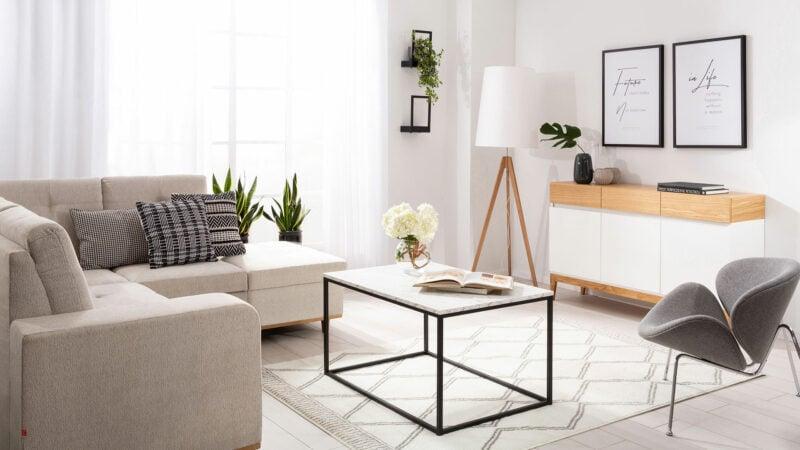 Delikatna forma i elegancki design – ławy w stylu skandynawskim