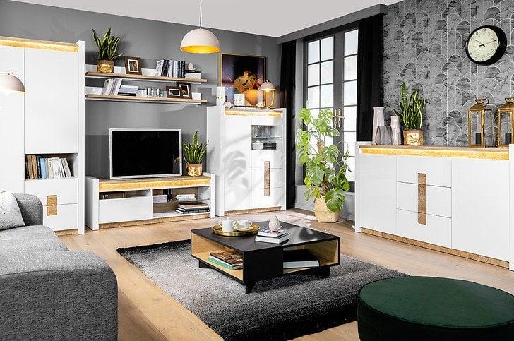 Komoda – uniwersalny element każdego pomieszczenia. 4 sposoby na jej pomysłowe wykorzystanie