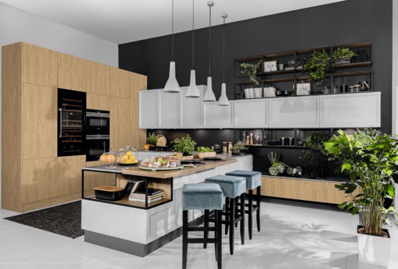 Kuchnia z wyspą kuchenną – jakie oświetlenie sprawdzi się najlepiej?
