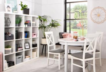 Aranżacja małego salonu z jadalnią – 7 sprawdzonych sposobów na nowoczesny wystrój