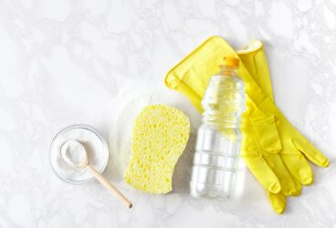Domowe porządki? Tylko z sodą oczyszczoną! 7 głównych zastosowań
