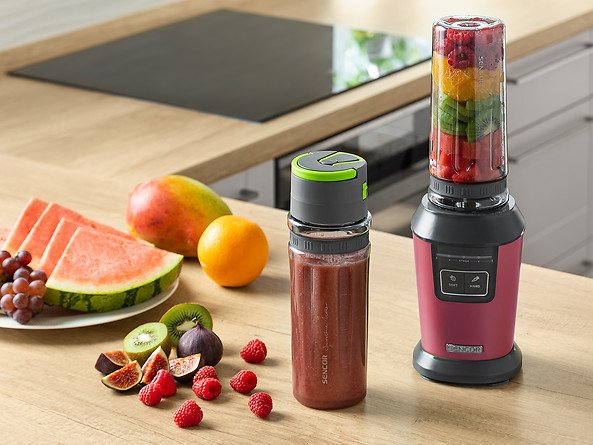 blender do smoothie SENCOR SBL 7174RD, 107050