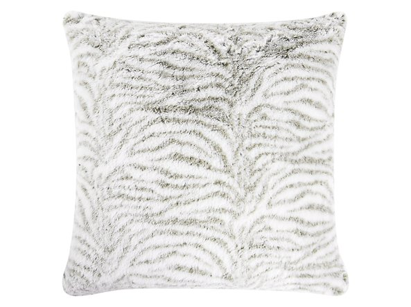 poduszka Frosted Printed Fur